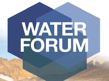 The Water Forum | November 15, 2017 |