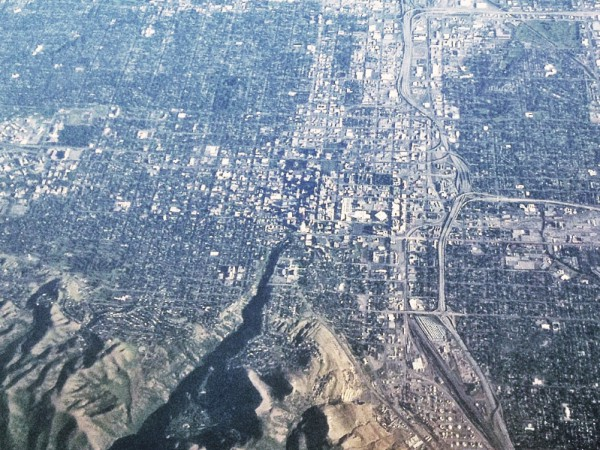 Land Cover, Urban Form, and Water Use in Salt Lake City