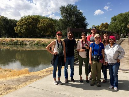 EPIC visits the Jordan River!