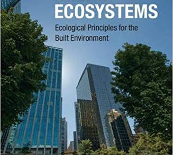 CEPD Faculty Member Fred Adler Co-Authors Book on Urban Ecology